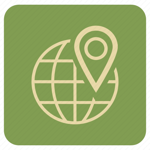 Basic, direction, map, world icon - Download on Iconfinder