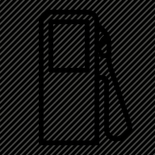 fuel, oil, petrol, station icon