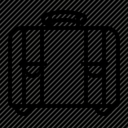 bag, case, luggage, suitcase icon