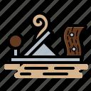 wood, wood working, carpenter, plane