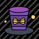 celebration, festival, hat, holiday icon