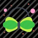 bow, carnival, tie icon
