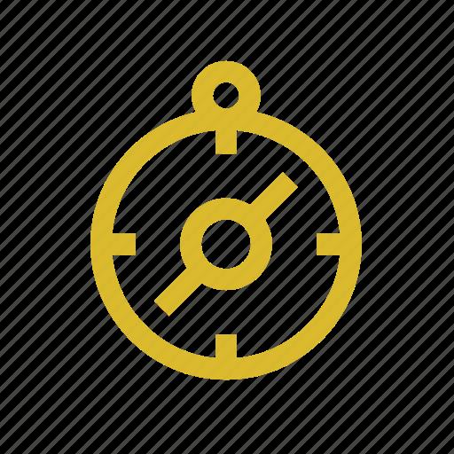 compass, marine, navigation icon