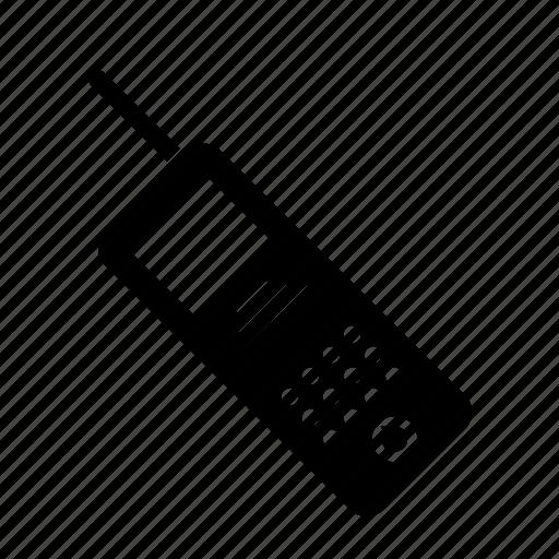 communication, device, handheld, talkie, walkie, walkie-talkie icon
