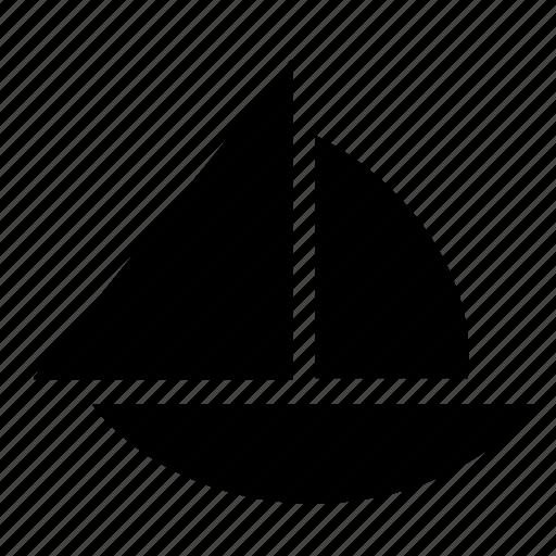 boat, marine, nautical, sailboat, sea, ship icon