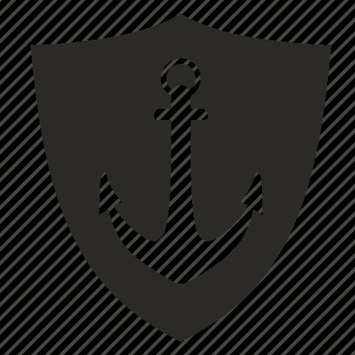 marine, sailor, sea, sign icon
