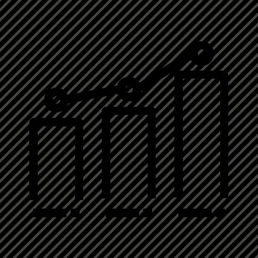 Market, finance, chart, stock, statistics icon - Download on Iconfinder