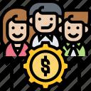 employee, costs, recruitment, company, teamwork