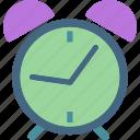 sleep, alarm, watch, old, clock icon