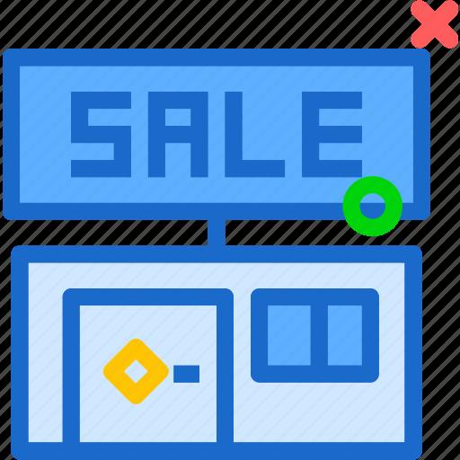 banner, buy, sales, shop icon