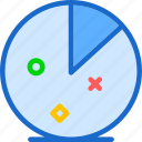 chart, compare, graph, info, pie, report, stats icon