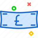 busness, dollar, euro, money, pound, success, value icon