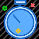 alarm, stopwatch, time
