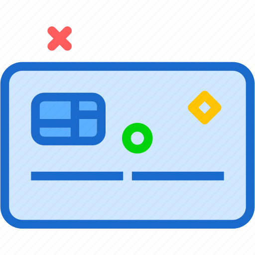 access, bank, card, chip, pin icon