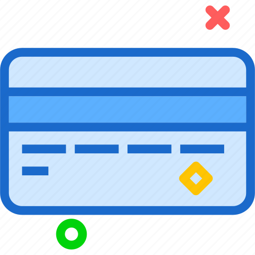 bank, card, chip, credit icon
