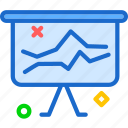 board, compare, dashboard, graph, report, stats icon