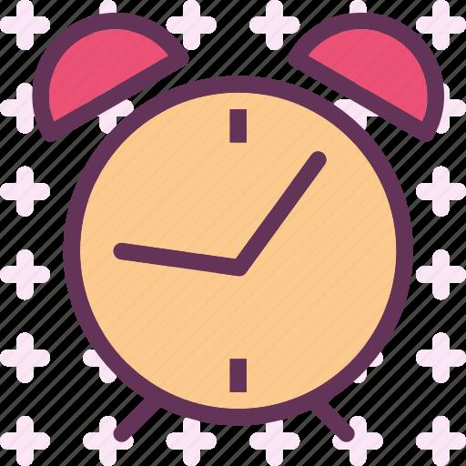 alarm, clock, old, sleep, watch icon