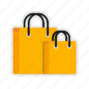 bag, carry, carrybag, cart, online, shopping icon