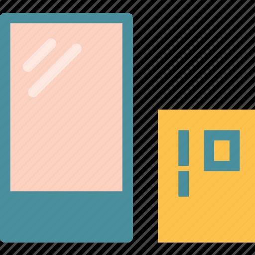 digital, phone, smartphone, tablet icon