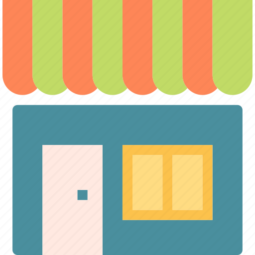local, mall, purchase, shop, store icon