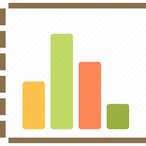 board, compare, dashboard, graph, report, statistics, stick icon