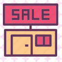 banner, buy, sales, shop icon