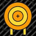 dart, focus, game, target