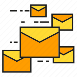 email, envelope, info, mail, marketing, send icon