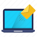 communication, email, envelope, marketing, message icon