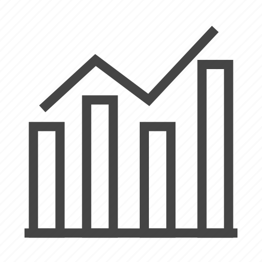 Analytics, business, chart, finance, graph, marketing, report icon - Download on Iconfinder