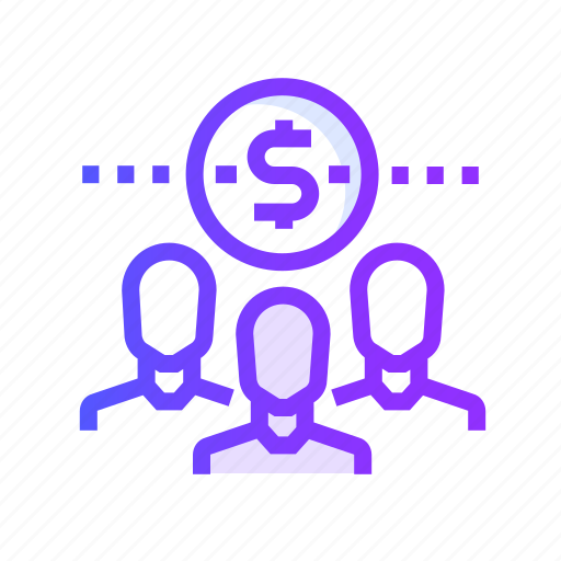 cash, crowdfunding, currency, exchange icon