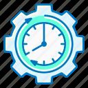 clock, deadline, gear, marketing, time