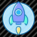 mission, earth, rocket, marketing