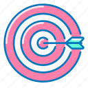 aim, goal, marketing, target