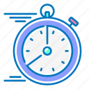 management, marketing, speed, time, timer icon