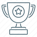achievement, bowl, marketing, star