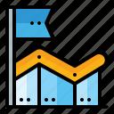 business, chart, finance, growth, marketing, statistic