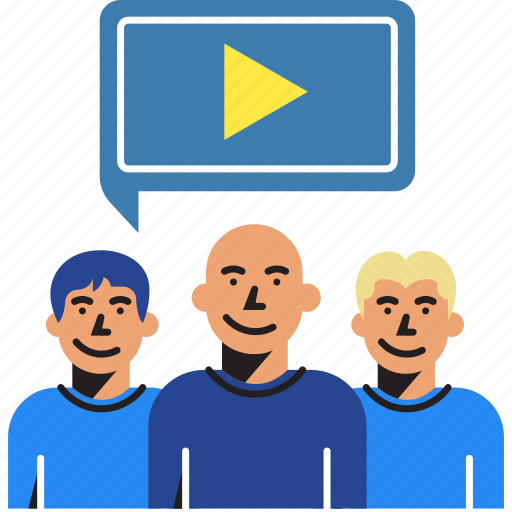 advertising, audience, marketing, media, social, viral, website icon