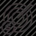 arrow, direction, marketing, seo, target