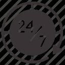 24 hour, business, finance, marketing, office, seo, web