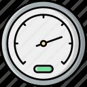 speedometer, dashboard, gauge, meter