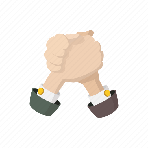 agreement, background, business, cartoon, contract, cooperation, partnership icon