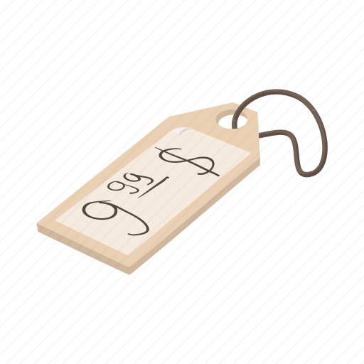 background, cartoon, coupon, price, sale, special, tag icon