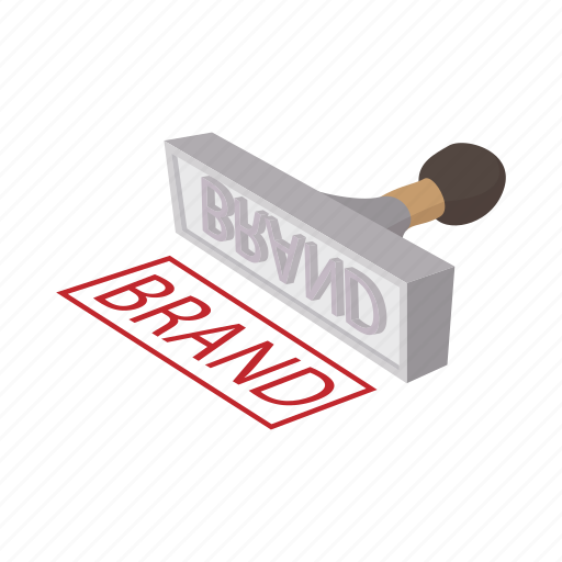 background, brand, business, cartoon, rubber, sign, stamp icon