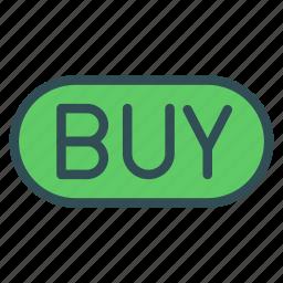 buy, mark, plain icon
