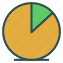 analysis, graph, piechart, report, statistics icon