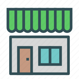 business, local, shop, store icon