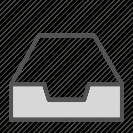 box, container, document, file icon