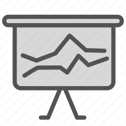 analysis, comparison, graph, report, statistics icon