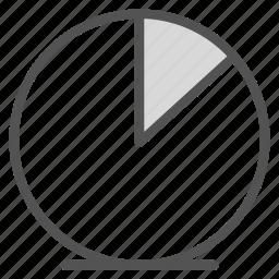 analysis, graph, piechart, report, statistics icon
